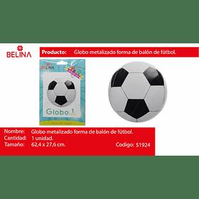 GLOBO ESFERA FUTBOLL 24