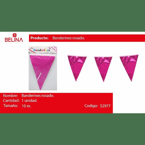 Banderines rosa