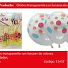 Globo De Latex Punto Colores