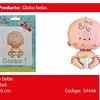 Globo Bebe 1pcs 48x26cm