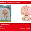 Globo Bebe 79x49.5cm