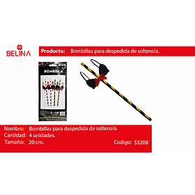Bombillas de brasier 4pcs