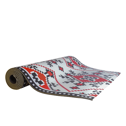 Mat Yoga Diseño Mosaico 5mm