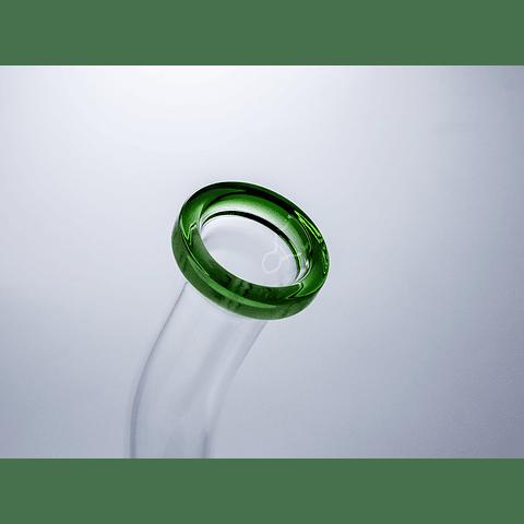 Bong verde 32cm filtro honey