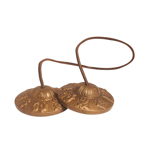 Tingshas 6.5cm de diámetro