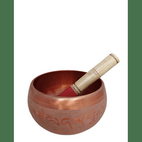 Cuenco de cobre 14 diámetro