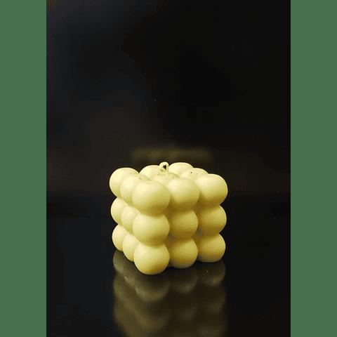 Vela de soya bubble box 6 CM