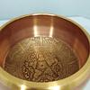 Cuenco tibetano 7 metales 14x8,5 Diámetro