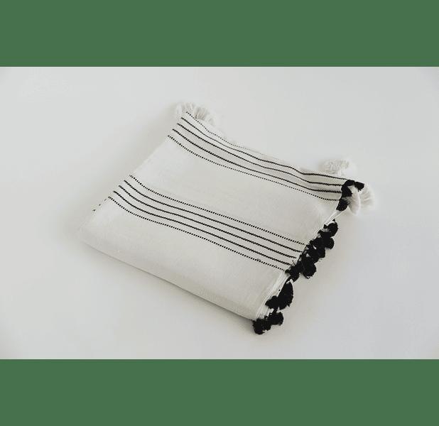 Praga Pom Pom Blanket