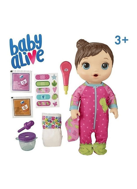 HASBRO E6927 BABY ALIVE BETTER