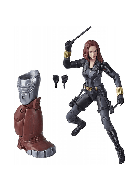 "BLACK WIDOW 6"" Legends Asst. (7)"