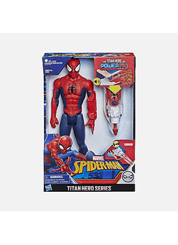 HASBRO E7344 SPD Titan Hero Blast Gear Spiderman