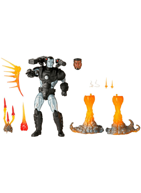 "HASBRO E9301 MVL LEGENDS DELUXE 6"" A"