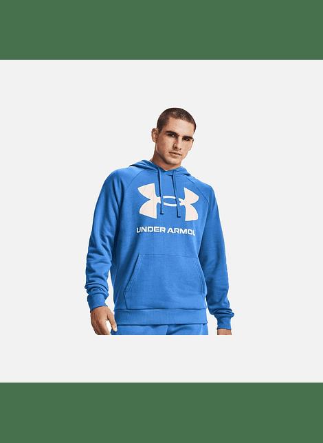 POLERON HOMBRE UA Rival Fleece Big Logo HD 1357093-787