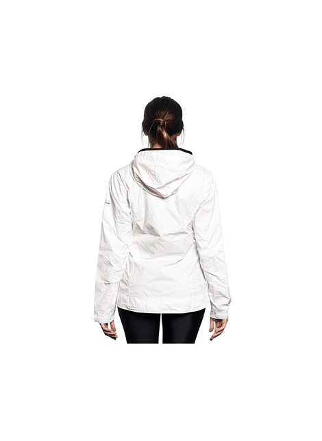 NORTHLAND 02-0445816 CHAQUETA MUJER SOLID LS WHITE