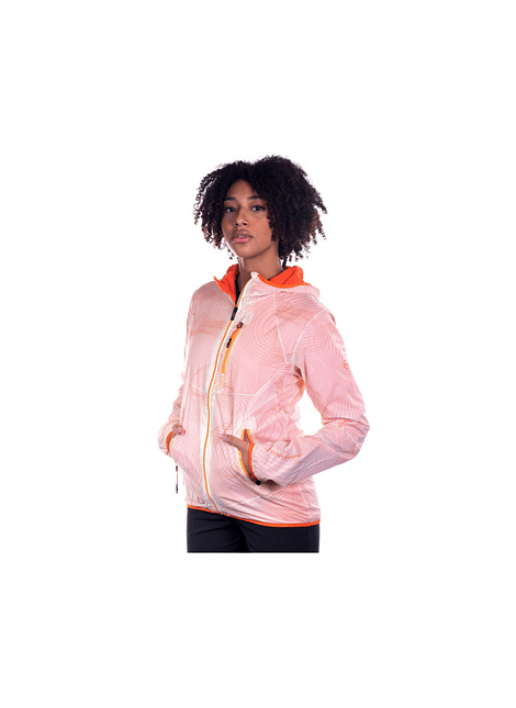 NORTHLAND 02-0859816 PARKA MUJER STAMINA FUNKTIONS WHITE