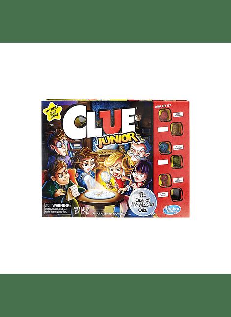 CLUE JUNIOR HASBRO C1293