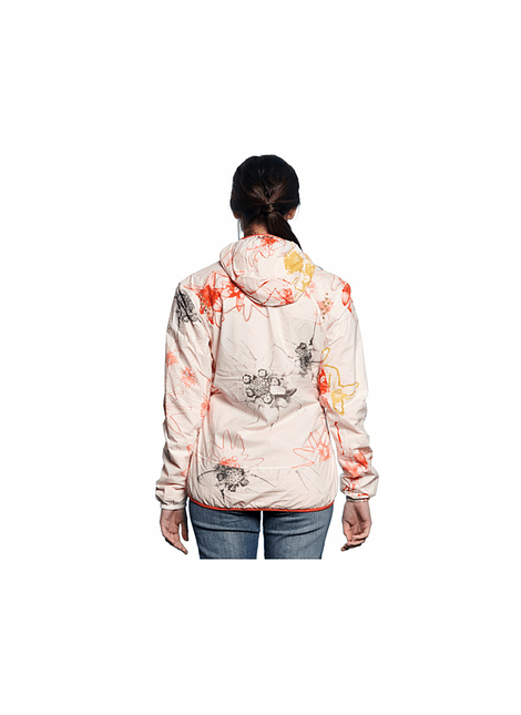 NORTHLAND 02-0790716 PARKA MUJER MADISON FUNKTIONS FLOWER
