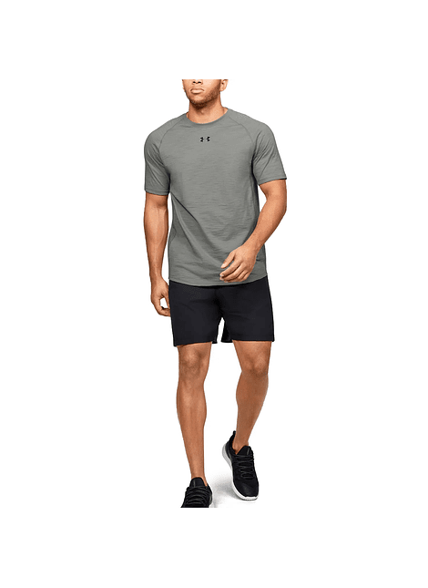 Polera Under Armour UA Charged Cotton SS 1351570-388