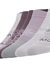 CALCETINES MUJER UA Women's Essential NS 1332981-554