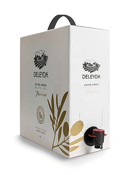 ACEITE DELEYDA OLIVA 3 L. PREMIUM BAG IN BOX
