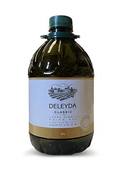 ACEITE DELEYDA OLIVA 3 L. CLASICO