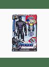 AVENGERS TITAN HERO POWER FX 2.0 BLACK PANTHER
