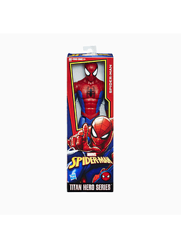 SPIDERMAN FIGURA TITAN HERO
