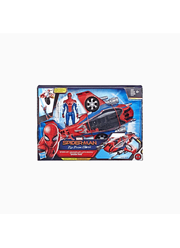 SPIDERMAN WEB CYCLON BLASTER
