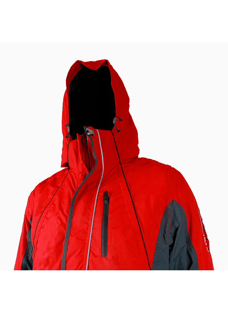 NORTHLAND 02-046642 CAMP- XEN NILIX SKI JKT RED/ANTHRACITE