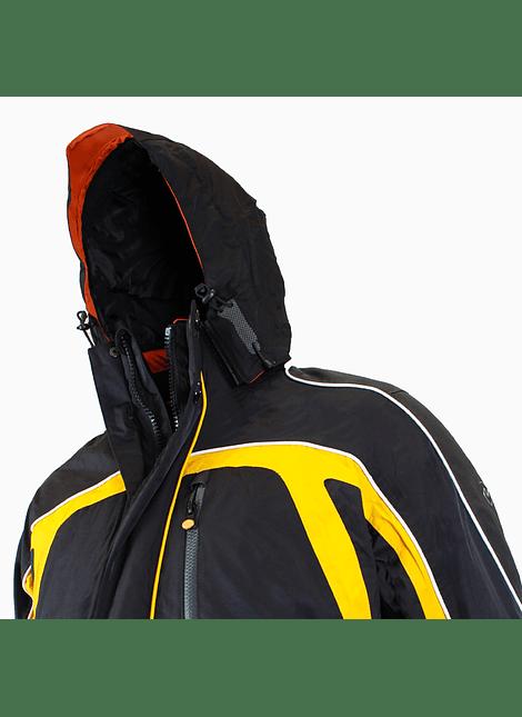 NORTHLAND 02-074581 CAMP- DORIAN SCHIJKT MS BLACK
