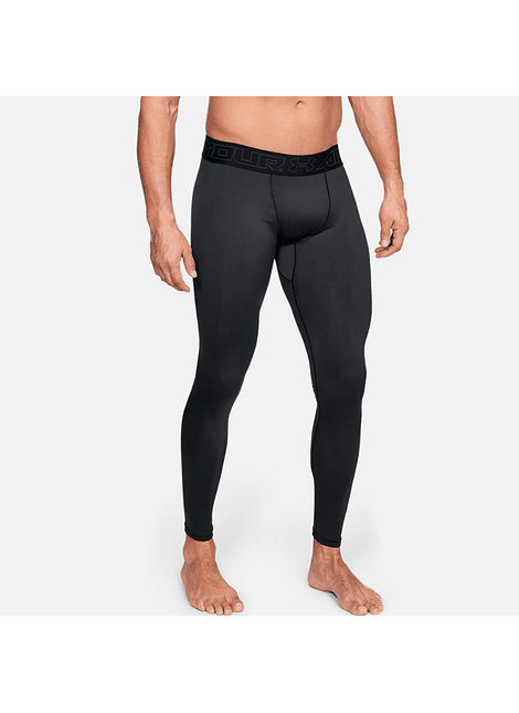 UA 1320812-001 ColdGear Leggings-BLK