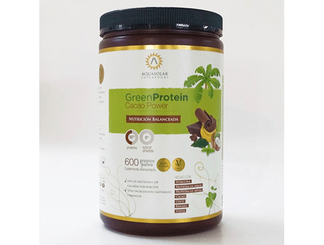 Green Proteina Cacao Power