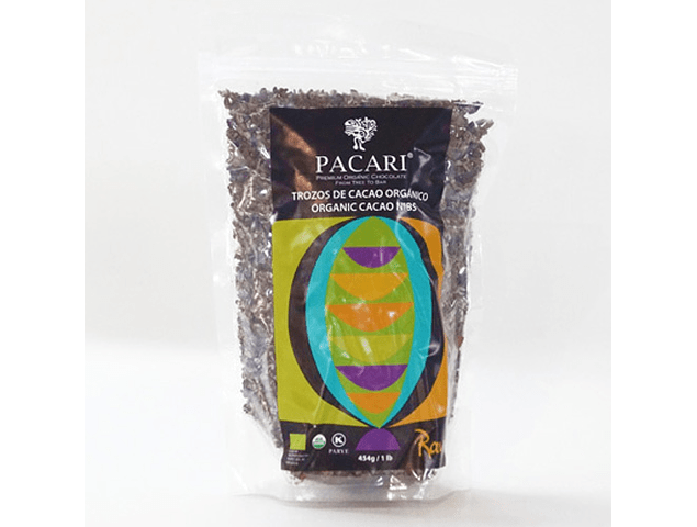 Cacao nibs 500 grs.