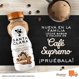 Six Leche Santa Clara Café Supremo