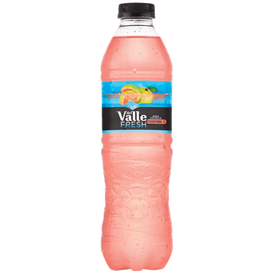 Del Valle Fresh Guayaba 500 ml Plásticos 12 Piezas