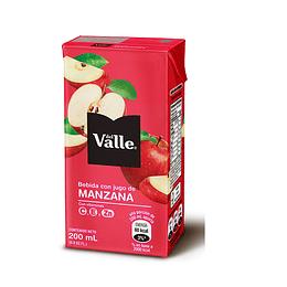 Del Valle Tetra Manzana 200ml 24 Piezas