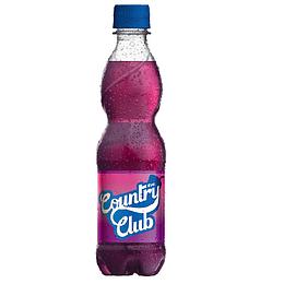 Country Club Uva 500ml Plástico 12 Piezas