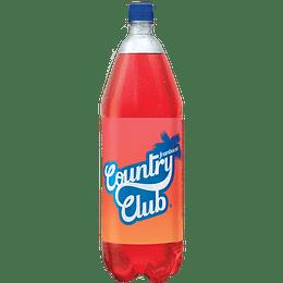 Country Club Frambuesa 2L Plástico 6 Piezas