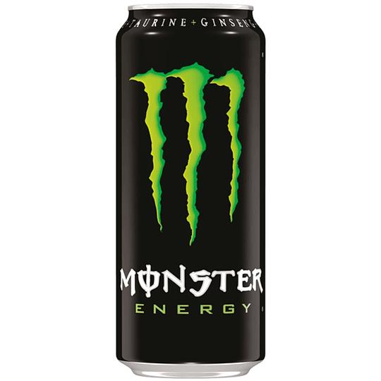 Monster Lata 473ml  4 Piezas