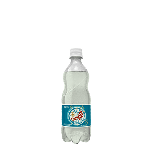 Canada Dry Soda 500 ml Plástico 12 Piezas