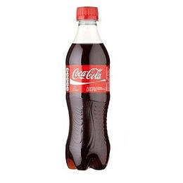 Coca Cola 500 ml Plástico 12 Piezas