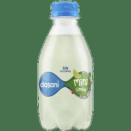Dasani Mini Saborizada 8 oz Limón 12 Piezas