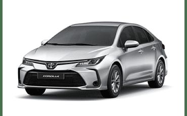 All New Toyota Corolla