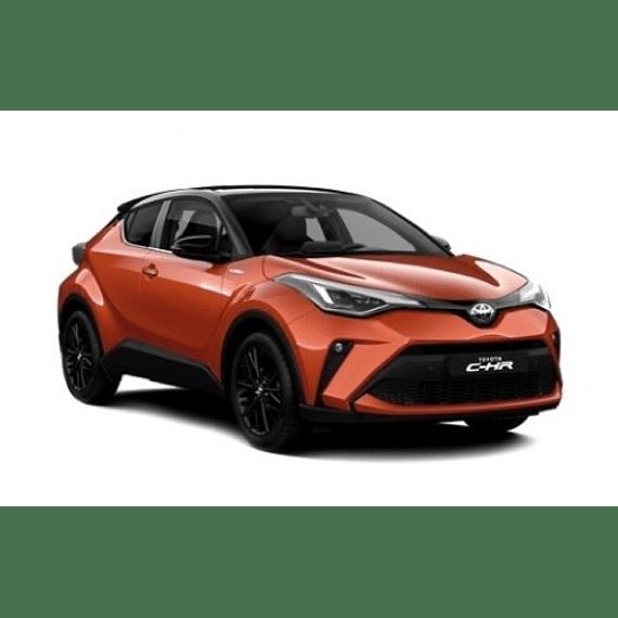 All New Toyota C-HR Full Híbrido