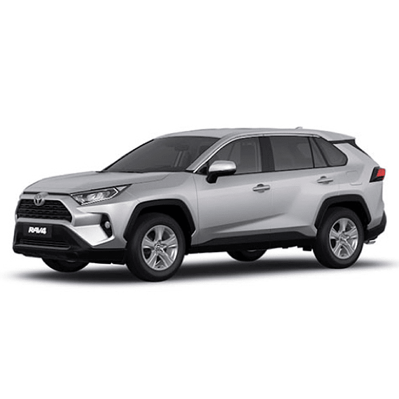 All New Toyota Rav 4 Híbrido