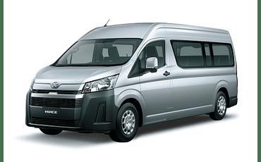 Toyota Hiace Turismo