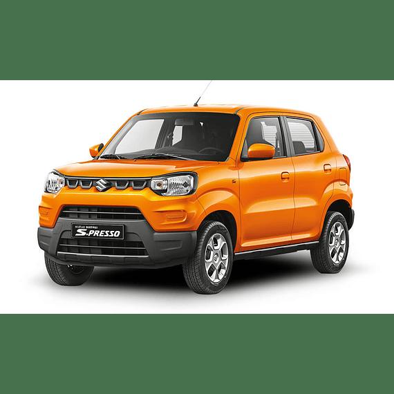Nuevo Suzuki S-Presso / 1.0 GLX AC