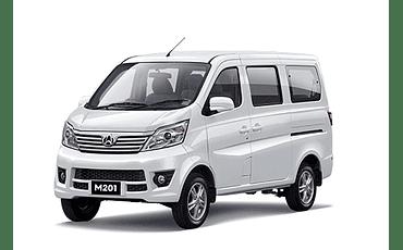 Changan M201 Van Pasajeros / Aire y Doble Airbag