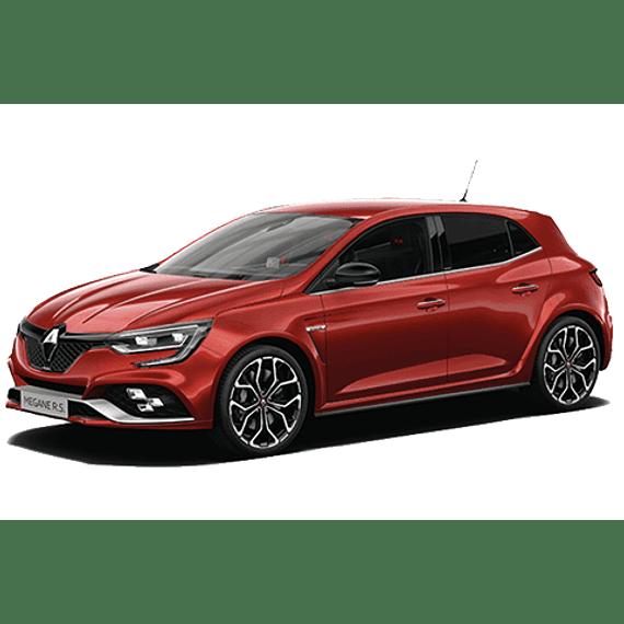 Renault Nuevo Megane RS / Mecánico Tela